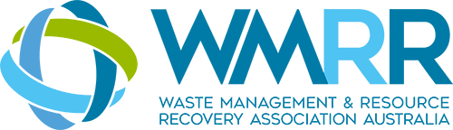 The Waste Management and Resource Recovery Association of Australia logo